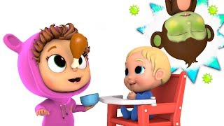 Do You Like Crazy Food?   Nursery Rhymes   Food for Kids   Kids Songs