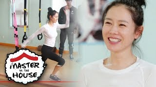 Son Ye Jin Is Been Doing The Intense Workout Consistently For 10 Years! Master In The House Ep 46
