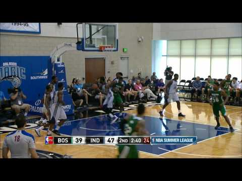 Marcus Smart Summer League Highlights Vs Pacers