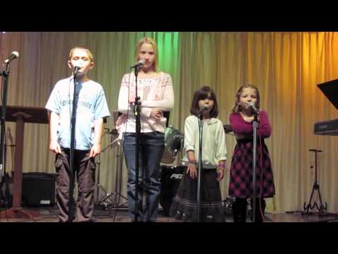 Children's Thanksgiving Song 2010