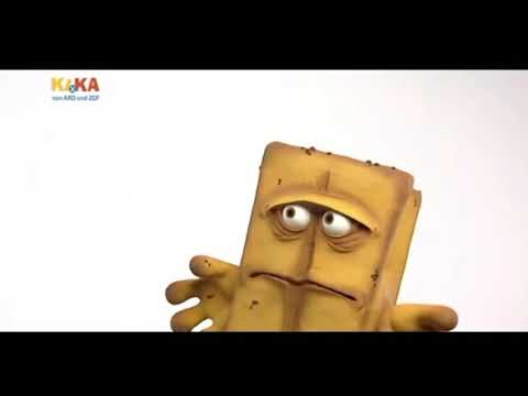 Bernd das Brot atmet