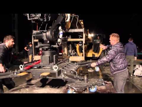 Making of Алекс Малиновский - Не плачь со мной небо