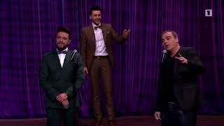 Dato- шоу Первого канала Армении