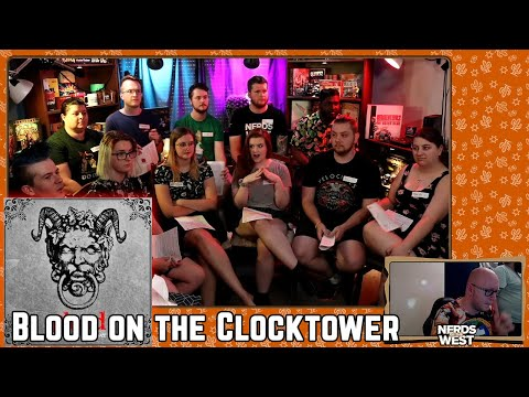Blood On The Clocktower | Board Game Live Stream