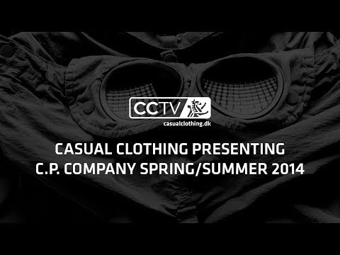 Casual Clothing presenting C.P. Company Spring/Summer 2014
