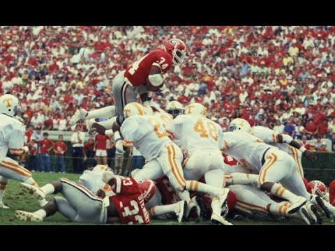 Classical Tailback - Herschel Walker Georgia Highlights