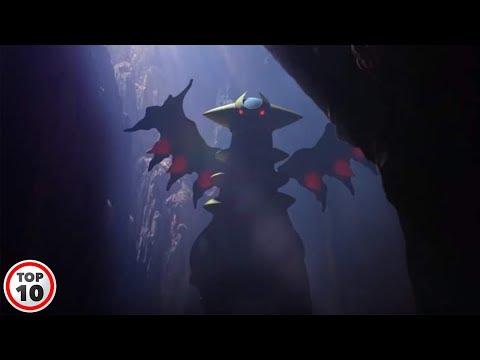 Top 10 Scariest Legendary Pokemon