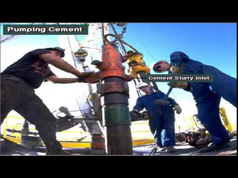 Cementing in Offshore oil rig