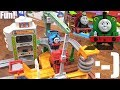 Thomas the Tank Engine and Friends and Mickey Mouse Clubhouse Toy Train Playsets. Kids' Toys