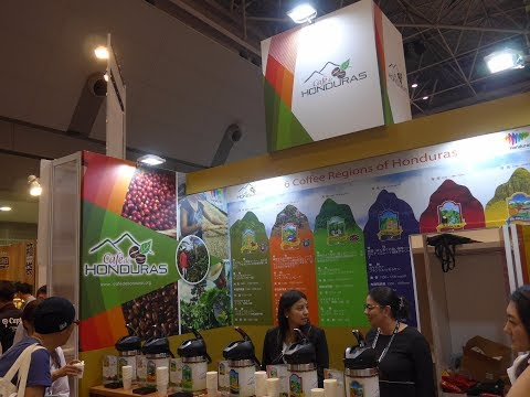 SCAJ 2017 Biggest coffee exhibition in Asia