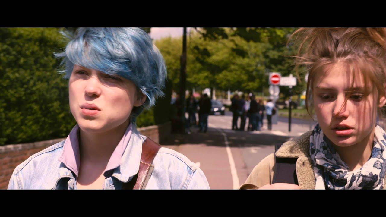 blue is the warmest colour exclusive clip 2 youtube - Blue Is The Warmest Color Book