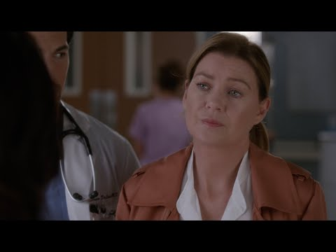Meredith Grey Is Going To Jail - Grey's Anatomy