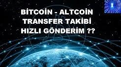 Bitcoin transfer takibi ve hızlı gönderim nasıl yapılır?