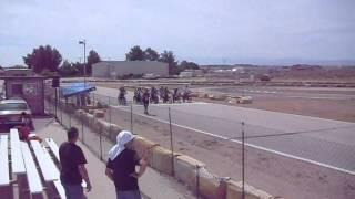 Motorized Bicycle Racing!