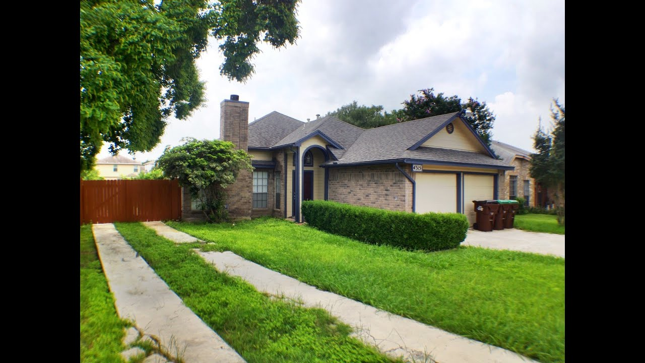 4315 lakebend west drive san antonio tx 78244 for rent by - 1 bedroom houses for rent in san antonio tx ...