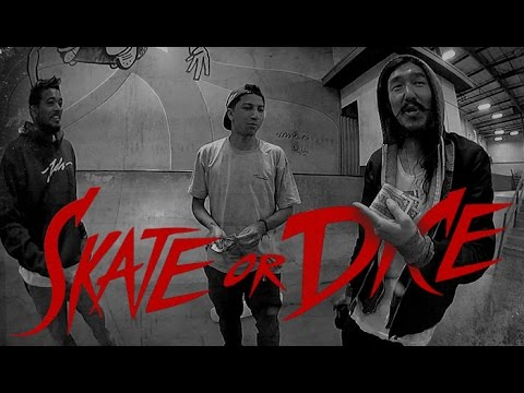 Nick Tucker & Larelle Gray - Skate Or Dice!