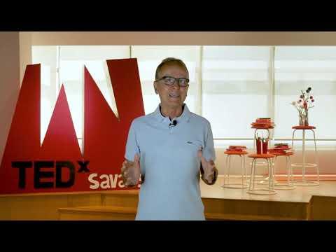 TEDx Talks: Precisamos falar sobre a importância da filantropia!  | Eugênio Mattar | TEDxSavassi