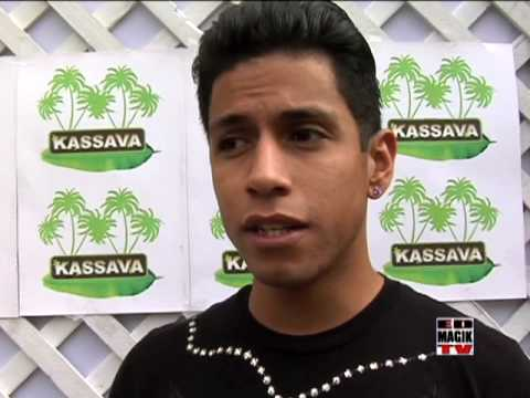 Rudy Youngblood at Kassava  Restaurant Grand