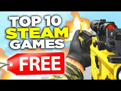 TOP 10 FREE PC Steam Games 2018 - 2019