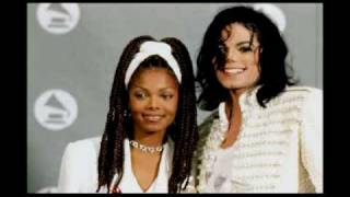 "Michael Jackson- Tribute From Janet ""Together Again"""