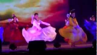 Bangladeshi School girl Dance Drama Satrangi Part-2