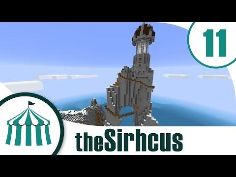 "The Sirhcus | Ep. 11 | ""Ytterby Lighthouse"" | Vanilla Minecraft"