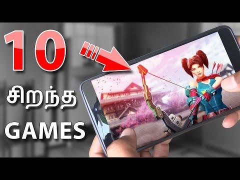 சிறந்த 10 GAMES | Top 10 GAMES for Android in March 2018