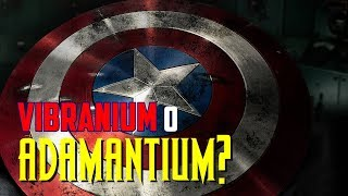 ¿Vibranium o Adamantium? | PREGUNTAS FRIKIS