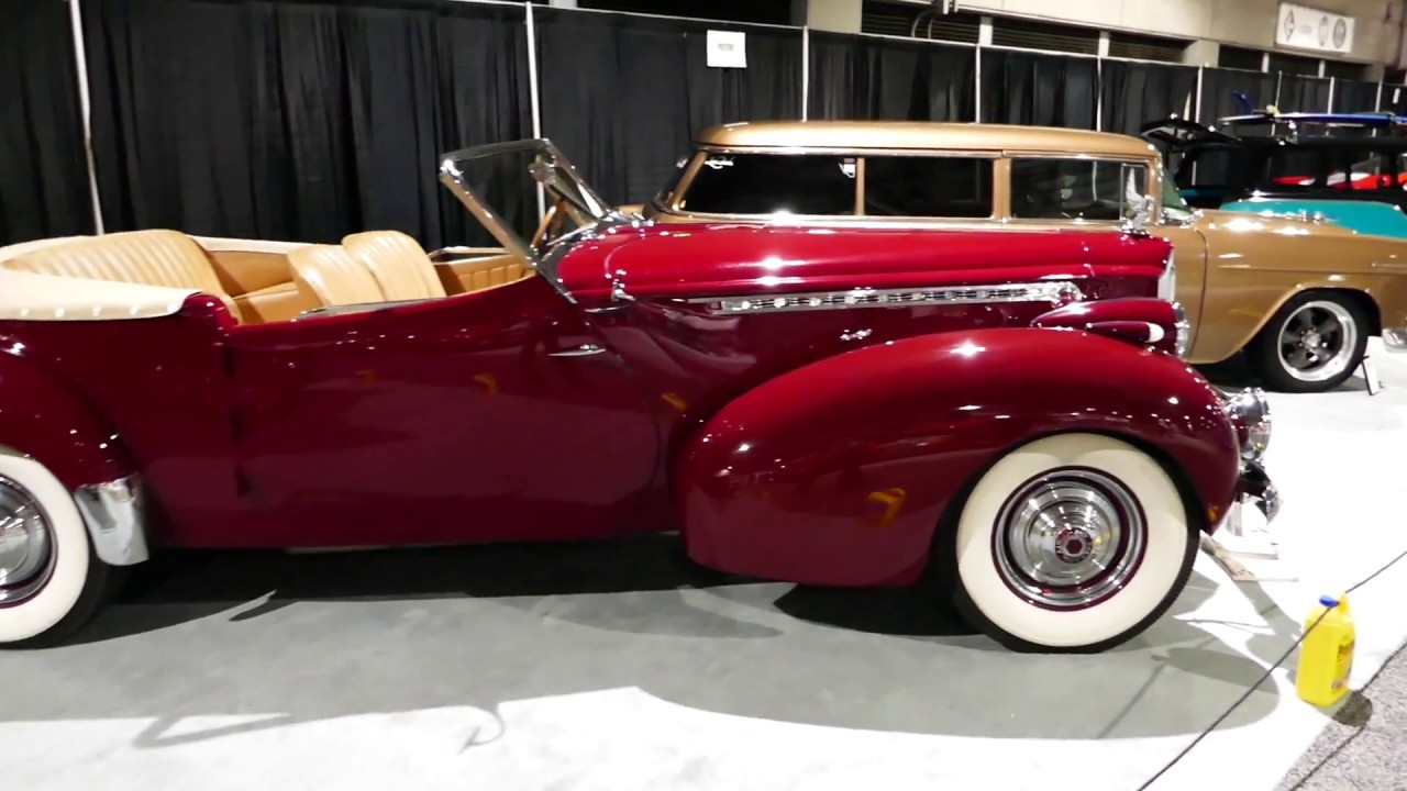 Classic Antique Cars The Garage LA Auto Show Los Angeles - Car show los angeles ca
