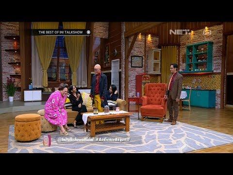 The Best Ini Talk Show - Kedatangan Oji Sakutra Bikin Nunung Ngompol