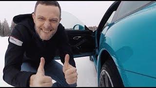 911 GT3 RS na ledu!!  Juraj Šebalj i Walter Rohrl!