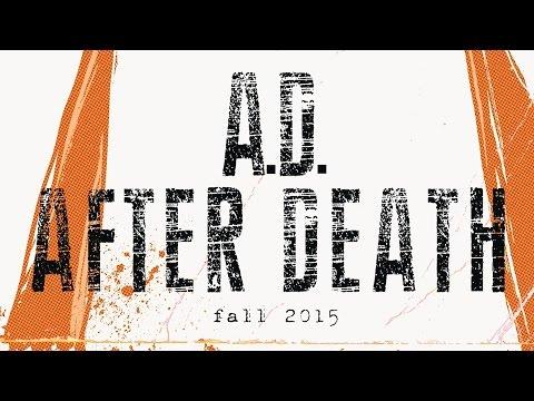 Scott Snyder & Jeff Lemire Team-up for A.D. at Image Comics