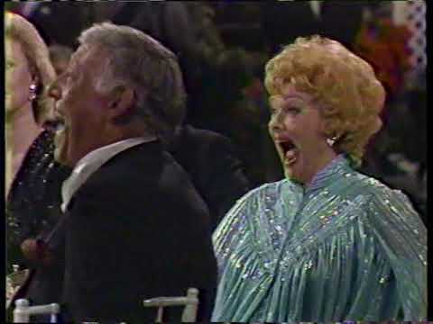 Variety Club All-Star TV Party for Lucille Ball 12/9/84-PT 2 Ken Bertwell