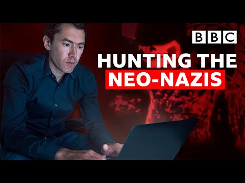 Inside the global network of Neo-Nazis recruiting in the UK @BBC Stories - BBC