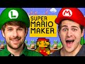 We're In Super Mario Maker! video
