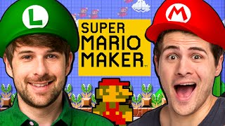 Download WE'RE IN SUPER MARIO MAKER! Mp3 and Videos