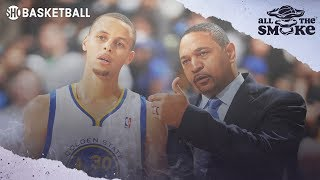 Steph Curry Opens Up About the Mark Jackson to Steve Kerr Transition | ALL THE SMOKE