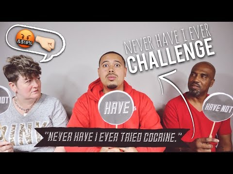 Never Have I Ever Challenge With My Mom And Dad! |  MIGHTYDUCK