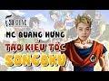 Bắt Gặp Songoku (7 Viên Ngọc Rồng) Cắt Tóc Tại 30Shine | 30Shine TV Đặc Biệt