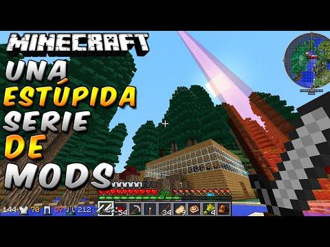 Minecraft: Estúpida Serie de MODS #12 - Mi zoológico aumenta xD
