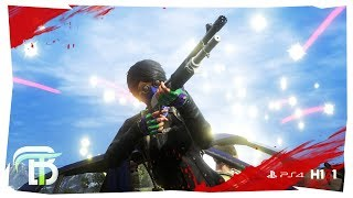 H1Z1 PS4 Gameplay | GOING FOR GOLD (H1Z1 PS4)