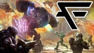 Halo 5 Guardians: Three Maned Warzone Firefight team candy ft. Meerkat Wolf and FtYusef