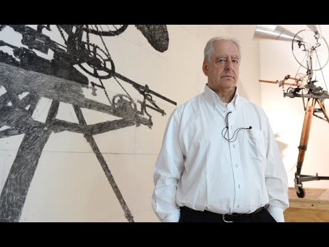 William Kentridge on 'Thick Time' at the Whitechapel Gallery