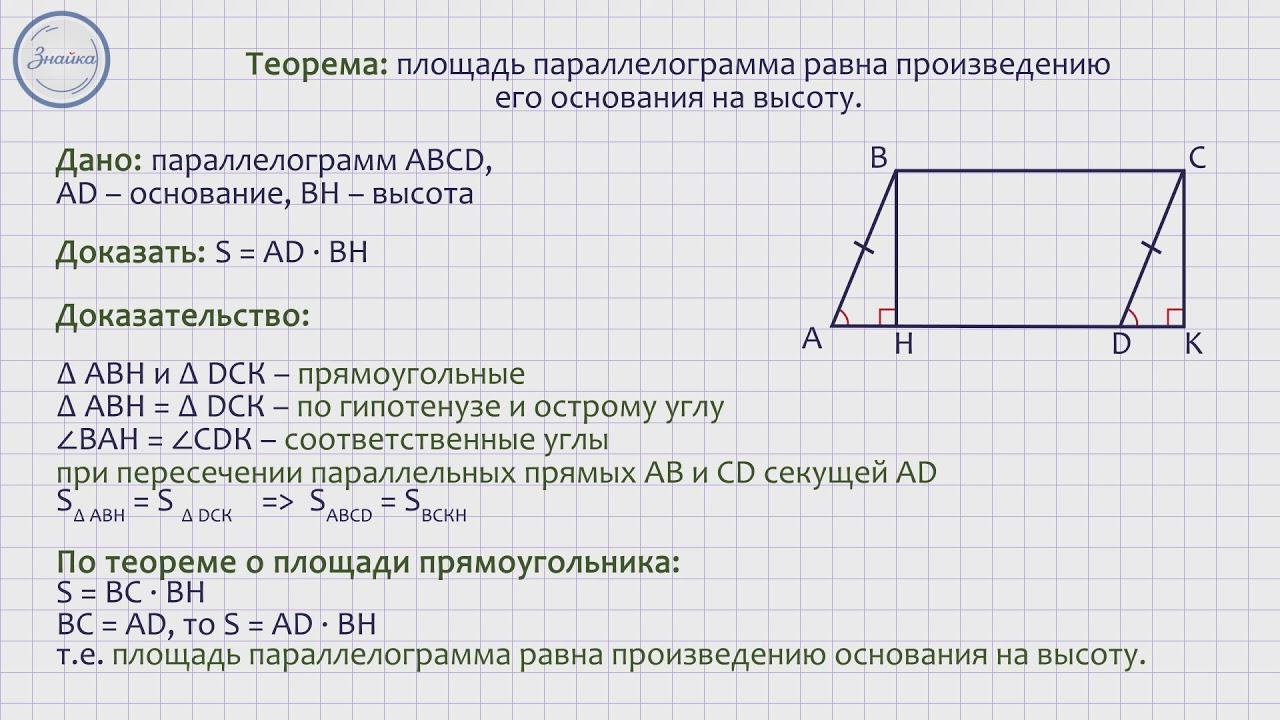 Решение задачи по площади 8 класса решение задач на встречное движение объектов
