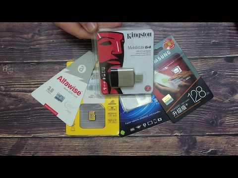 Samsung, Lexar, Alfawise, Kodak: Какую карту MicroSD на 128Гб купить для камеры 4К?