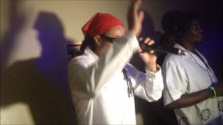 JAH WISE AND BRIGGY JERRY LIVE IN CONCERT