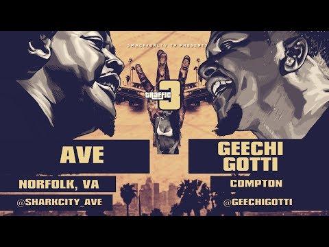 AVE VS GEECHI GOTTI SMACK/ URL RAP BATTLE | URLTV