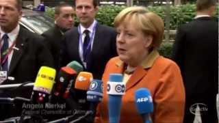 Reacção Portuguesa à Visita De Merkel A Portugal | Tu Não Vales Uma...