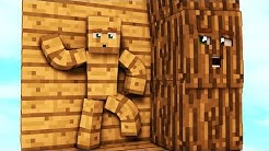ICH BIN EIN BAUM TROLL! | Minecraft SKYWARS TROLLING