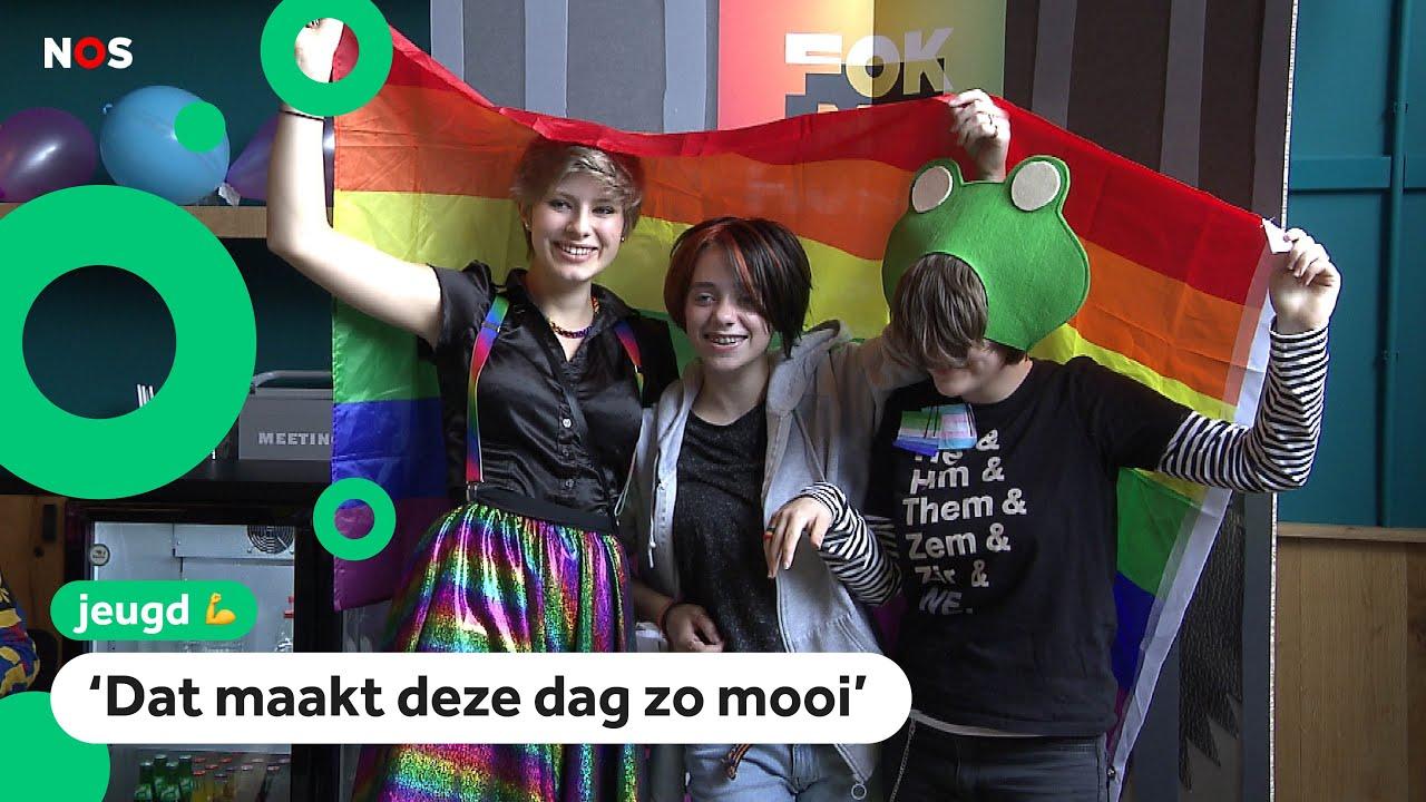 Pride Week van start: ook een speciale dag voor jongeren